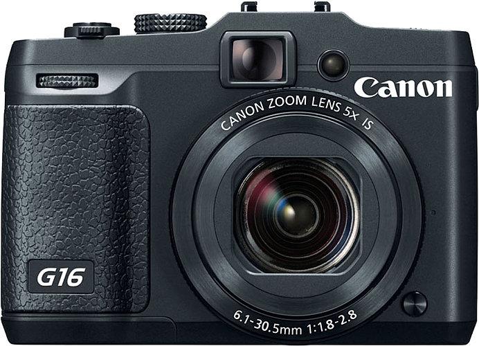 aparat foto canon g16