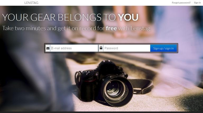 baza de date cu echipament foto