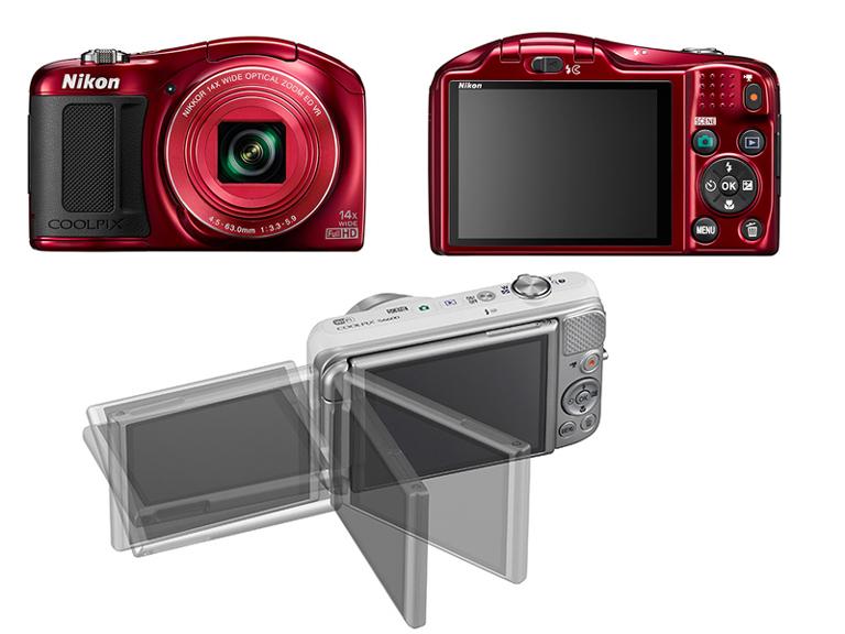 nikon aparate foto compacte