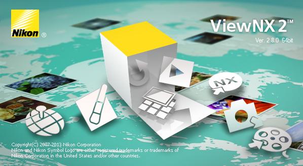 nikon ViewNX 2.8.0