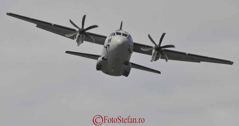 avion C-27J Spartan militar