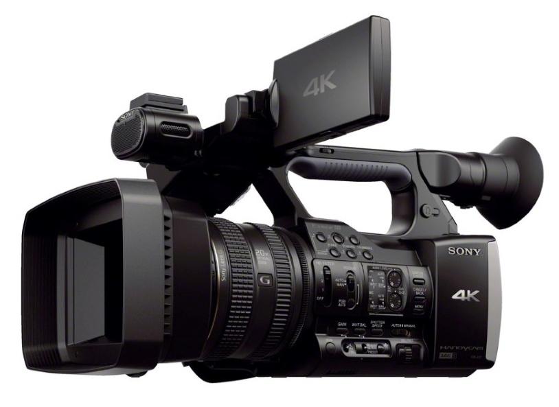 sony FDR-AX1 4K Handycam