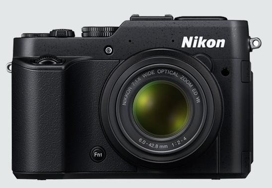 nikon p7800 compact performant