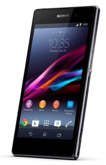 smartphone Xperia Z1