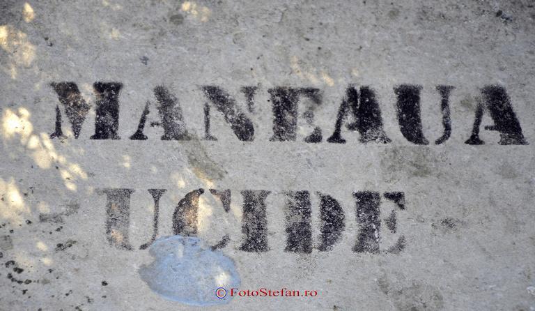 grafitti anti manele