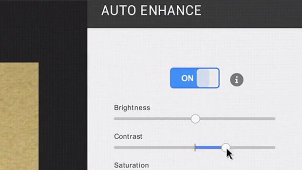 Auto Enhance google+