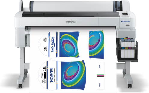 printare material textil imprimanta epson