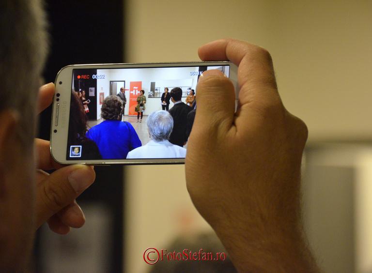 poze vlogging smartphone