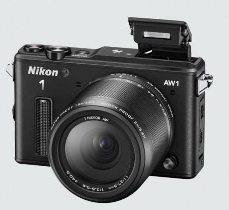 Nikon 1 AW1 blit