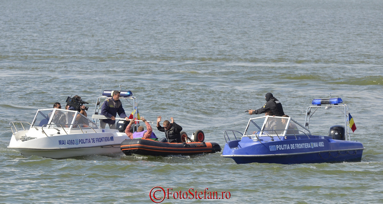 exercitiu politia de frontiera