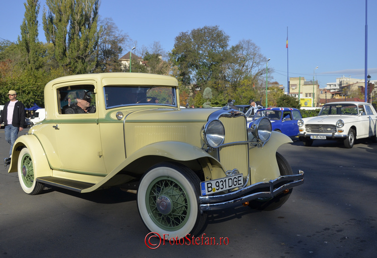 dodge Retromobil Club România