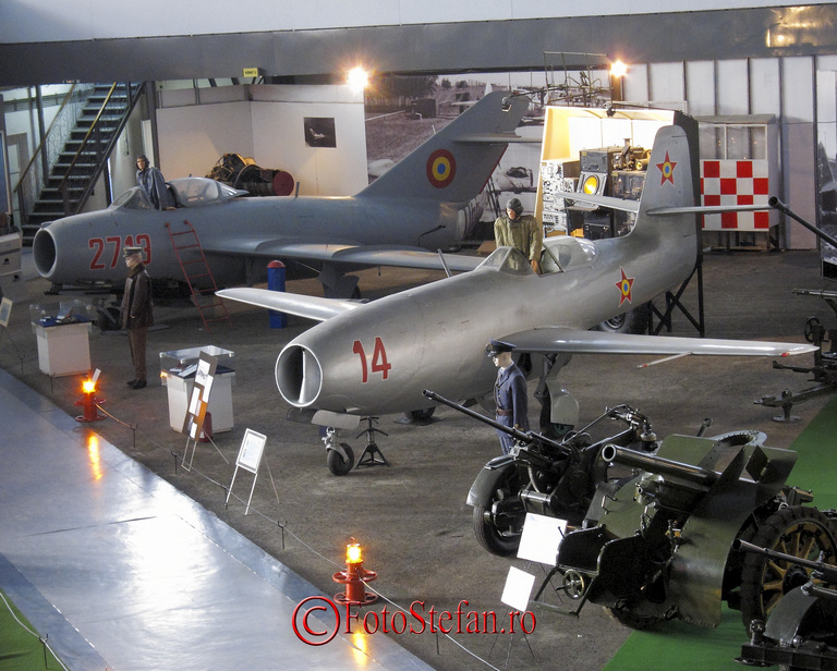 Muzeul Aviatiei Romane