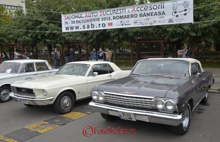 masini de epoca Retro Parada Toamnei 2013
