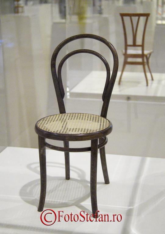 scaun Stuhl 14 Thonet 1859