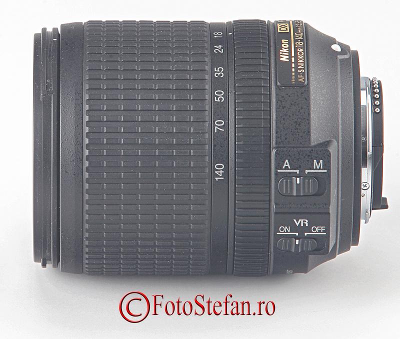 Nikon NIKKOR AF-S DX 18-140mm f/3.5-5.6G ED VR