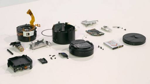 piese Sony QX100