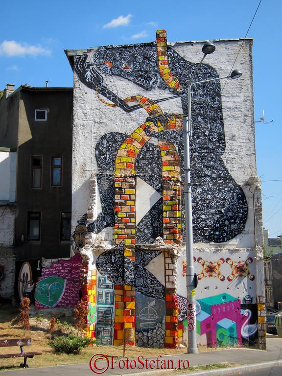 graffiti str berzei bucuresti