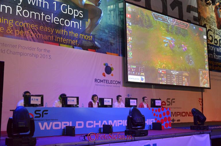 Campionatul Mondial de Sport Electronic bucuresti