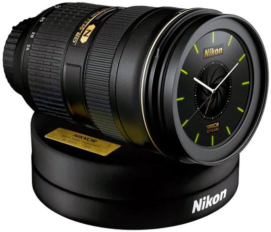 ceas desteptator Nikon