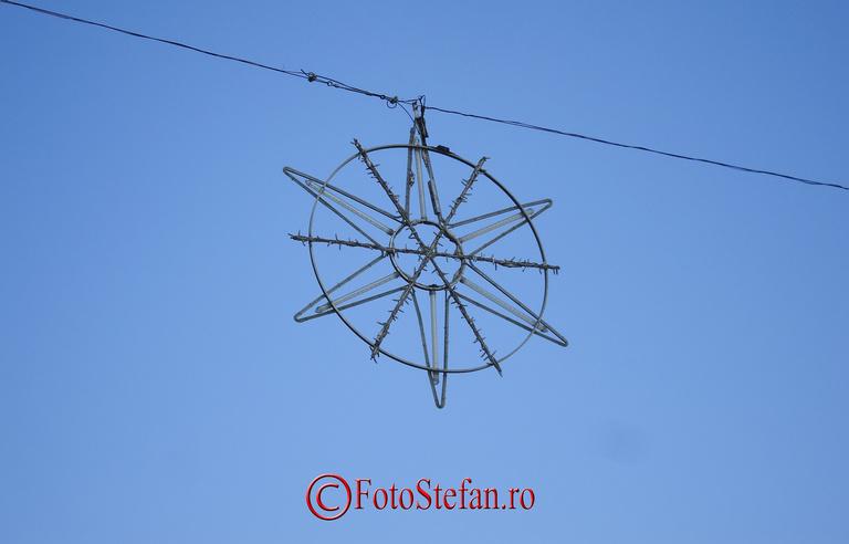 Cand se aprind luminitele de Craciun in Bucuresti