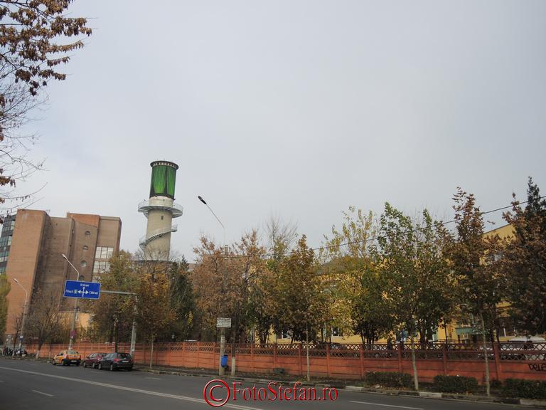 turnul de apa din pantelimon bucuresti