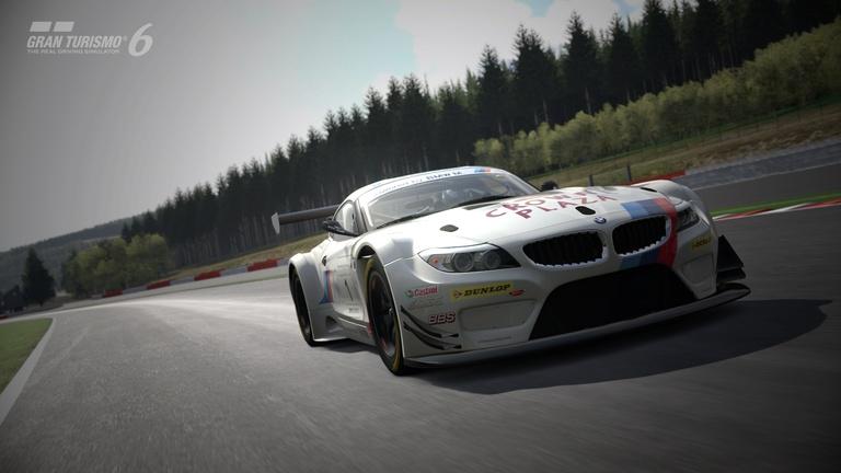 bmw Gran Turismo 6