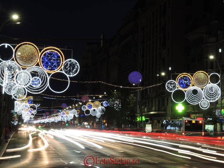 luminite de sarbatori bucuresti 2013