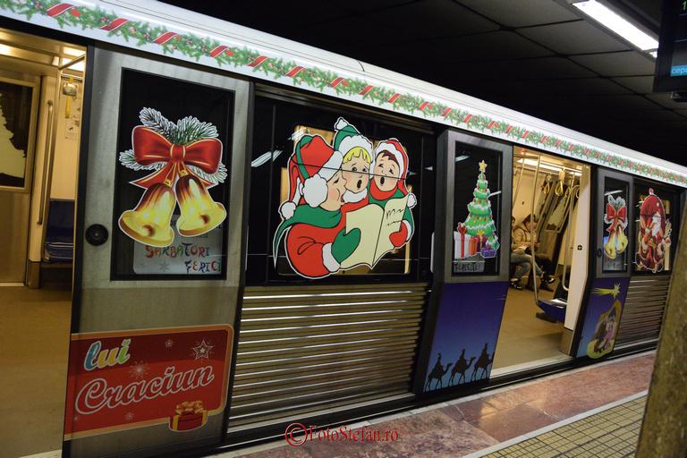 metrou mos craciun 2013