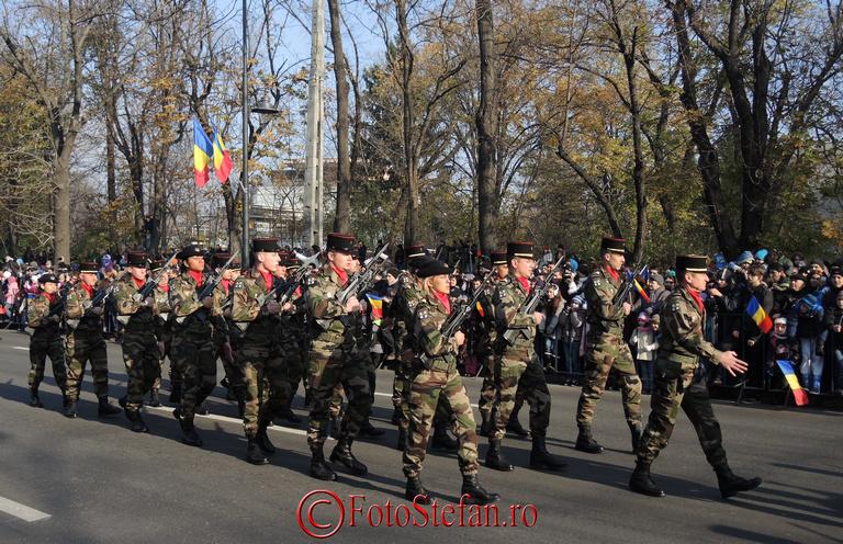 militari francezi bucuresti arcul de triumf