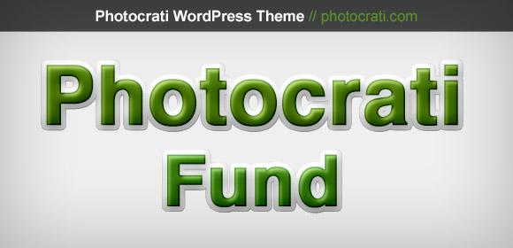 finantare proiecte foto Photocrati Fund
