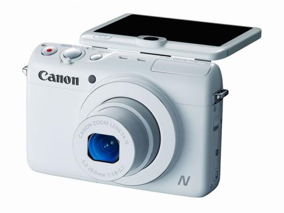 Canon PowerShot N100 alb
