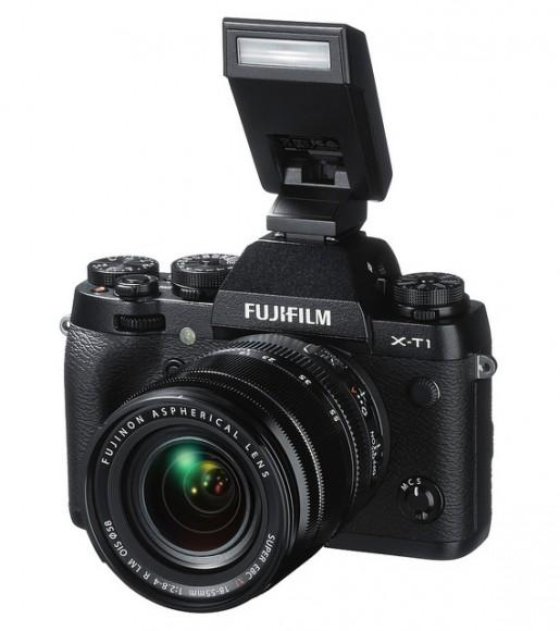 mirrorless Fujifilm X-T1