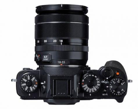 aparat foto mirrorless fuji