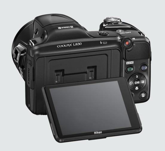 Nikon L830 lcd