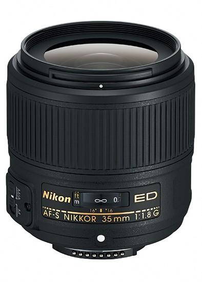 NIKKOR 35mm f/1.8G ED