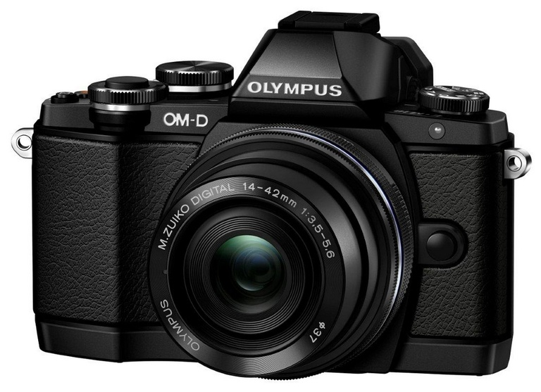 Olympus OM-D E-M10 negru