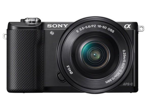 Sony A5000 negru