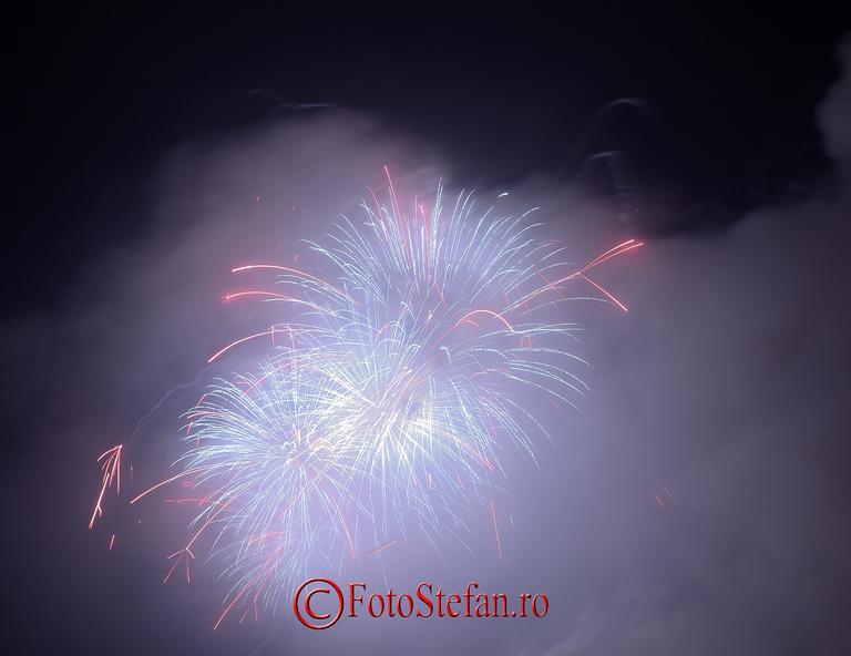 artificii revelion bucuresti