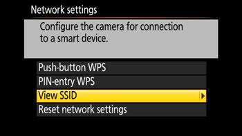 wi-fi nikon d5300