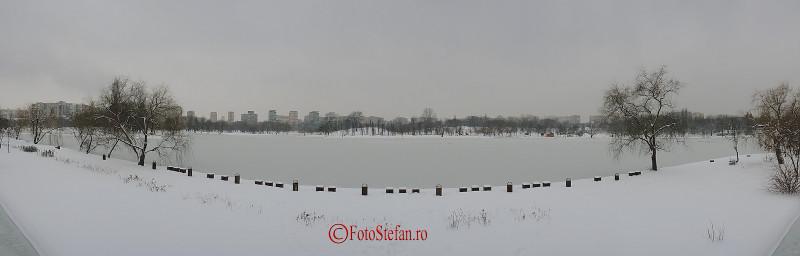 bucuresti parcul titan iarna