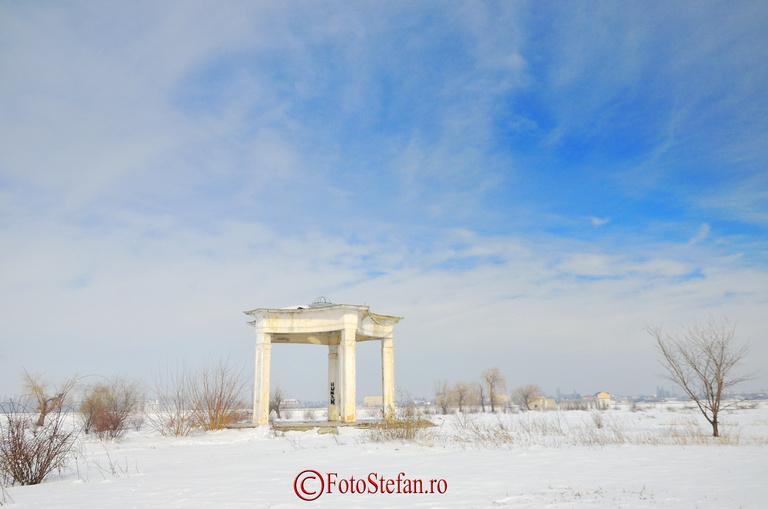 foisor insula iarna zapada
