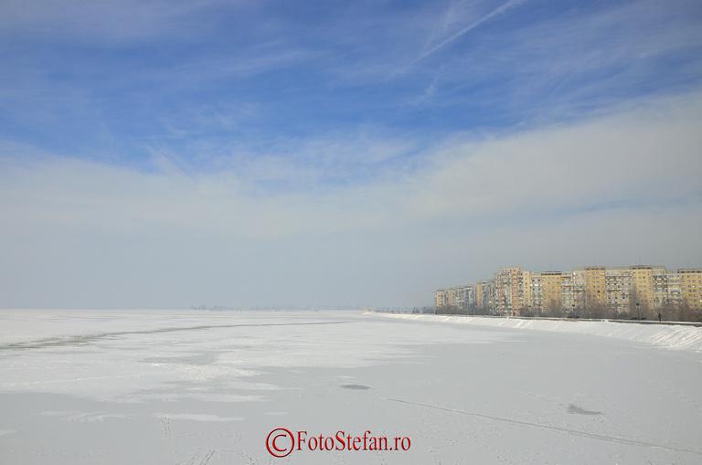 lacul morii iarna