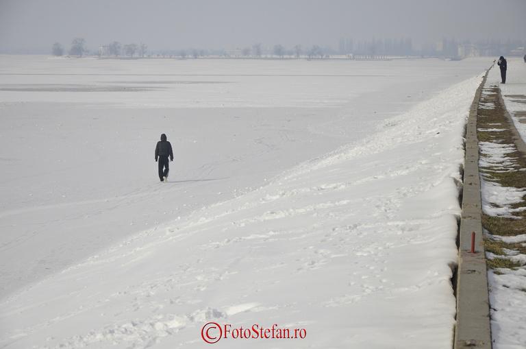 dig lacul morii iarna
