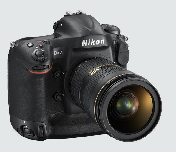 dslr Nikon D4S