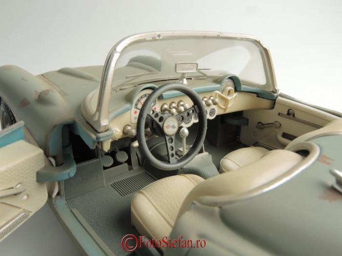 chevrolet corvette 1957 maisto