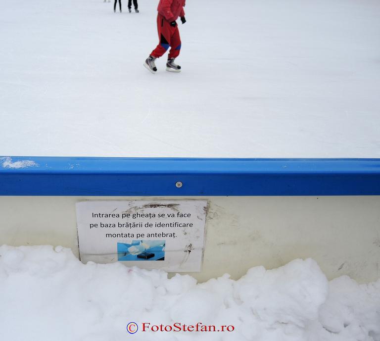 patinoar parc cismigiu
