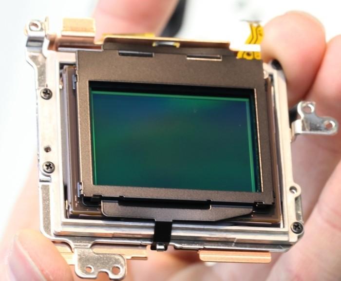 senzor full frame sony a7r