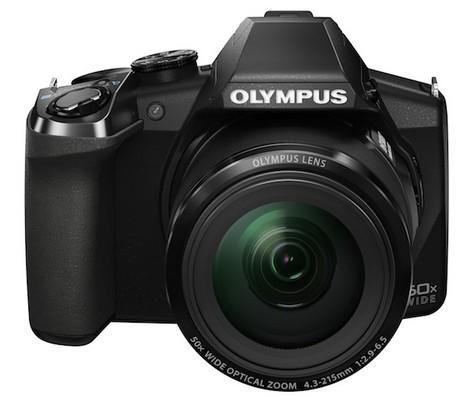 aparat foto bridge olympus