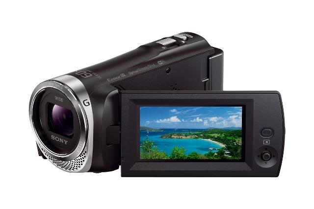 Sony CX330