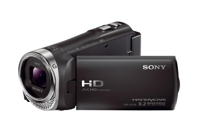 camera video Sony CX330